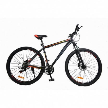 Велосипед 29» Rook MА291D, серый/оранжевый MА291D-GY/OG