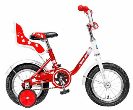 Велосипед NOVATRACK 12» UL красный 124MAPLE.RD5 32040