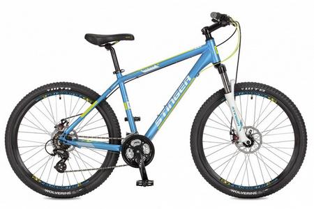 Велосипед Stinger 26» RELOAD D 18» СИНИЙ TX800/M310/EF500 26AHD.RELOADD.18BL7 #117219