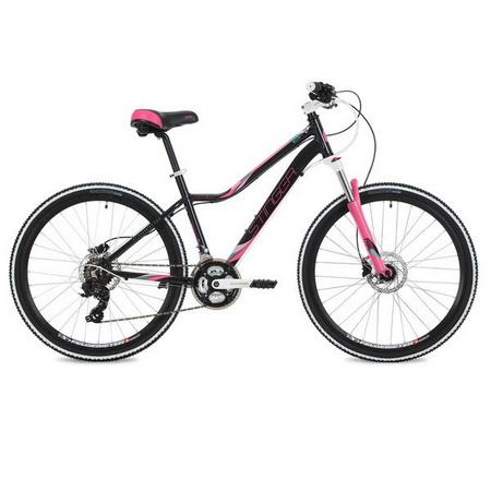 Велосипед Stinger 26» Vesta Pro; 15»; черный; TY300/TY300/TS38 135266