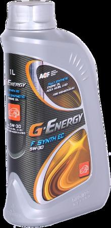 G-Energy F Synth С2/С3, 5w-30, синтетика, 4+1л, Италия