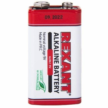 Rexant, Батарейка 6LR61 (1шт.)